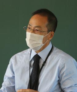 医師 中村禎志さん(14回生)