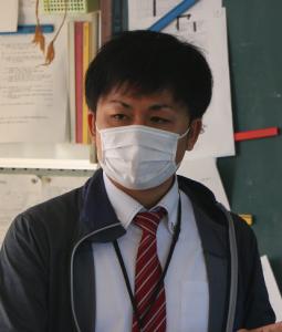 作業療法士 廣瀬東洋城さん(33回生)