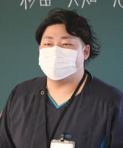 理学療法士 杉田大知さん(51回生)