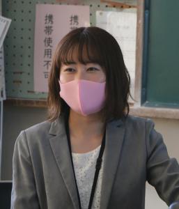 管理栄養士 井上由理奈さん(49回生)