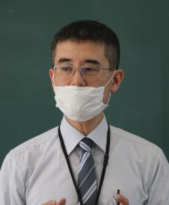 報道 黒木友貴さん(25回生)
