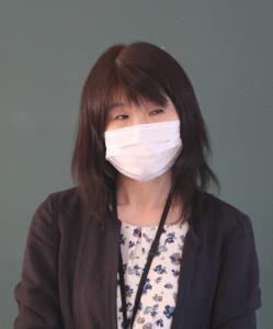 放送 横山由美さん(17回生)