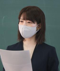 旅行業 福松萌子さん(49回生)