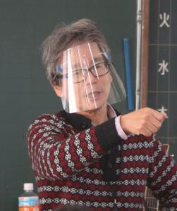 小学校教諭 小野道芳さん(15回生)